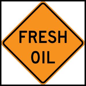 Fresh Oil Magnet