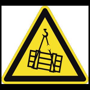 Suspended Load Sign Magnet