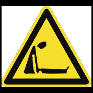 Danger Of Asphyxiation Sign Magnet