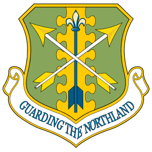 Air Force 119Th Fighter Wing Sticker