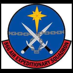 Air Force 866Th Air Expedionary Squadron Sticker