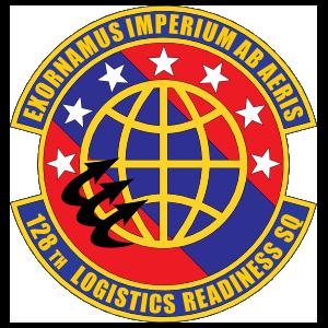Air Force 128Th Logistics Readiness Squadron Sticker