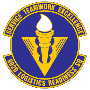 Air Force 902Nd Logistics Readiness Squadron Magnet