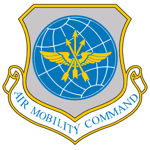 Air Force Mobility Command Sticker