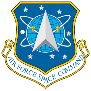 Air Force Space Command Sticker