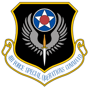 Air Force Special Operations Command Sticker
