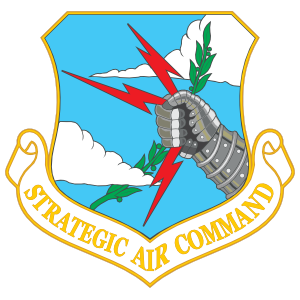 Air Force Strategic Air Command Sticker