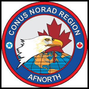 Air Force Northern Sticker