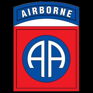 Army 82Nd Airborne Division Sticker