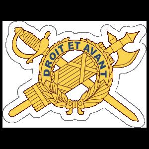 Army Inspector General 1 Sticker