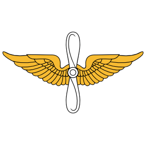 Army Aviation Branch Emblem Sticker