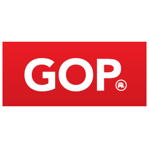 Gop Republican Party Logo Printed Color Magnet