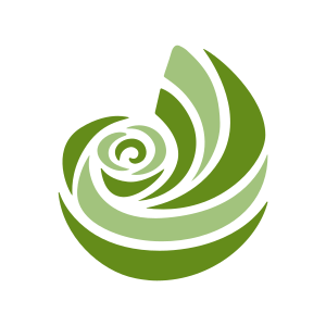 Kappa Delta Shell White Circle Sticker
