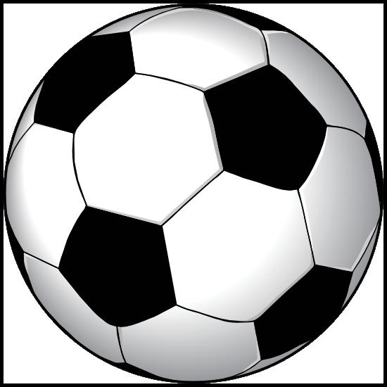 Soccer Ball Printed Full Color Magnet