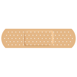 Band Aid Bandage Magnet