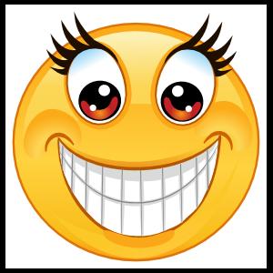 Góc Nhỏ Của Riêng Tôi... Crazy-big-smile-emoji-sticker-29708-300x300