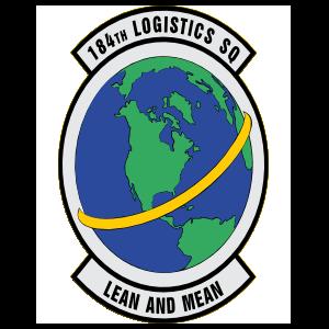 Air Force 184Th Logistics Squadron Magnet