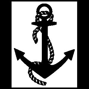 Delta Gamma Anchor Sticker