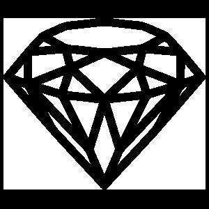 Diamond Gem Sticker