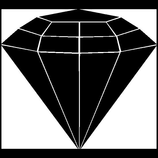 Tall Diamond Sticker