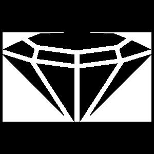 Short Diamond Sticker