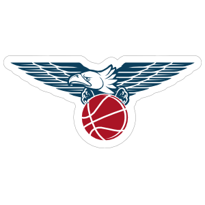 Eagle Basketball Sticker