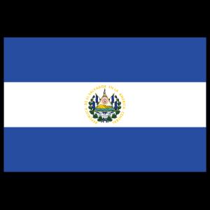 El Salvador Country Flag Magnet