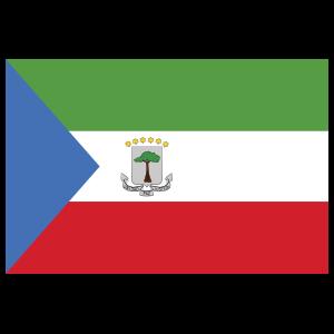 Equatorial Guinea Flag Magnet