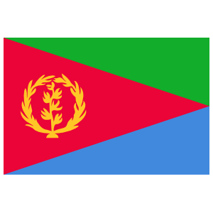 Eritrea Country Flag Magnet