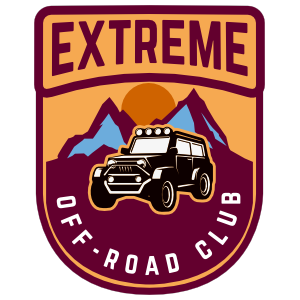Extreme Off Road Sticker