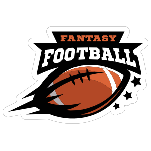 Fantasy Football Sticker