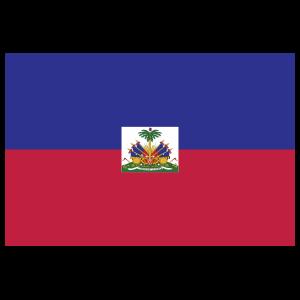 Haiti Country Flag Magnet
