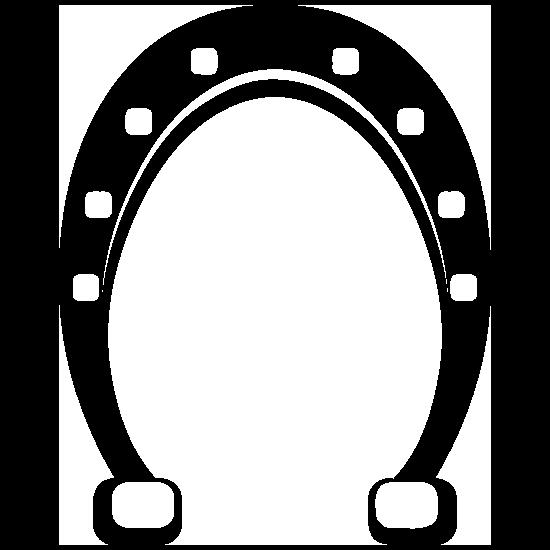 Basic Horseshoe Sticker
