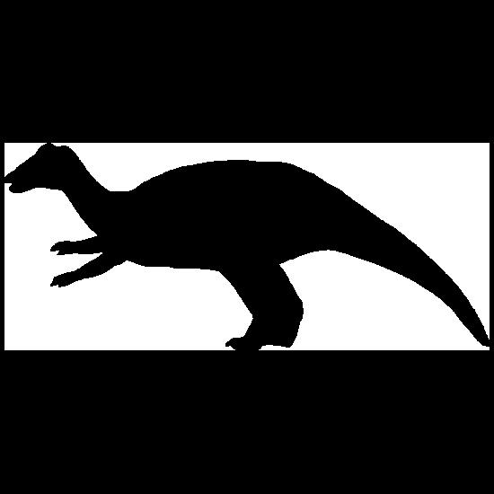 Hypsilophodon Dinosaur Sticker