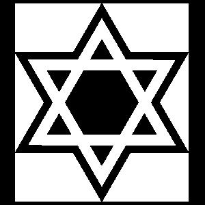Inverted Star Of David Sticker