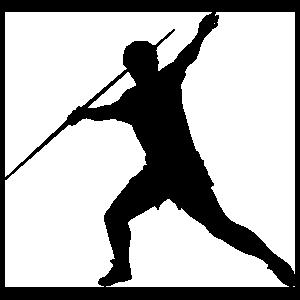 Javelin Sticker