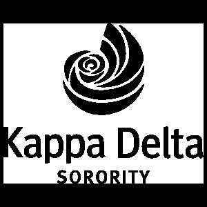 Kappa Delta Sorority Transfer Sticker