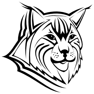 Lynx Face Sticker