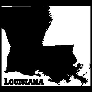 Lousiana State Sticker