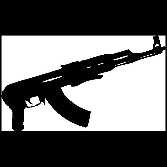 M70 Gun Sticker
