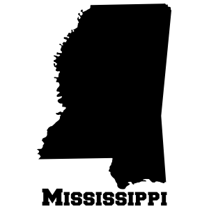 Mississippi State Sticker