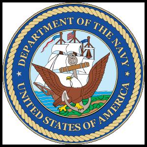 Navy Department Seal Magnet