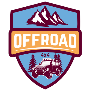 Off Road 4x4 Sticker