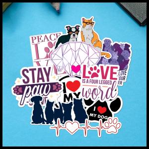 Fur Babies Forever - Sticker Bundle