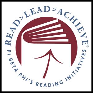 Pi Beta Phi Read Lead Achieve Sticker