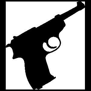 Swift Pistol Sticker