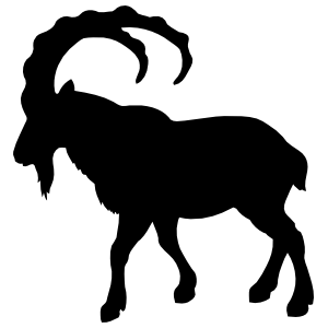 Large Ram Sticker