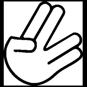 The Spocker Sticker