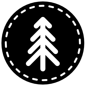 Tree Patch Sticker
