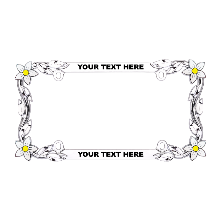 change your password funny humor License Plate Frame